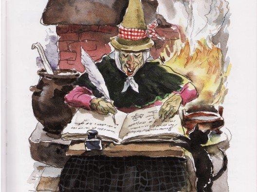 Sange om hekse (song book)