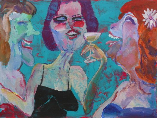 Party Girls (sold)